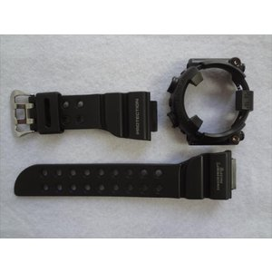 CASIO 純正 G-SHOCK DW-8200BK-1JF 用 ベルトとベゼル のセット カシオ|ecwide