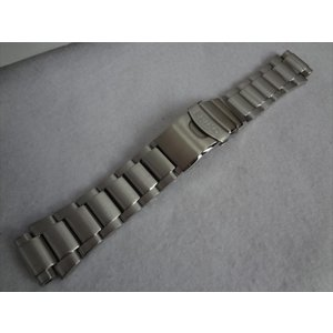 Seiko 純正 腕時計ベルト 5M62-0BL0 SKA371 SKA369用 20mm ステンレスバンド ブレスレット|ecwide