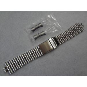 Seiko 純正 5連 ステンレスバンド 22mm  7S26-0020,SKX007,SKX009 腕時計 ベルト 44G1JZ|ecwide