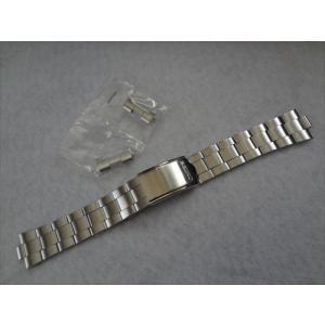 Seiko 純正 ベルト 19mm 7S26-0440 SNX111 SNX113 SNX121 7S26-0060 7S26-0320 7S26-0440 用 ステンレスバンド 44Q6JB|ecwide