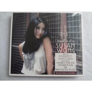 CDスーザン・ウォン Susan Wong/Woman In Love|ecwide