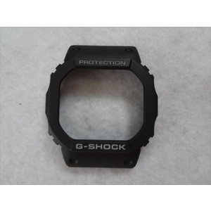 CASIOカシオG-SHOCK純正ベゼルDW-5600E-1/DW-5600RR-1/GB-5600AA-1用 モジュール番号:1545用|ecwide