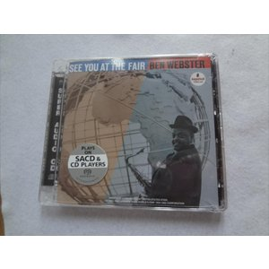 SACD Ben Webster/See You at the Fair|ecwide