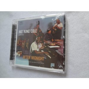 SACD Nat King Cole ナット・キング・コール/ After Midnight|ecwide