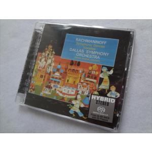 APO SACD ラフマニノフ Symphonic Dances/Vocalise DALLAS SYMPHONY ORCHESTRA|ecwide