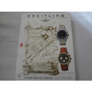 腕時計 洋書Breitlingブライトリング写真集プライスガイド ※ゆうパック、宅急便のみ(DM便164円は不可)|ecwide
