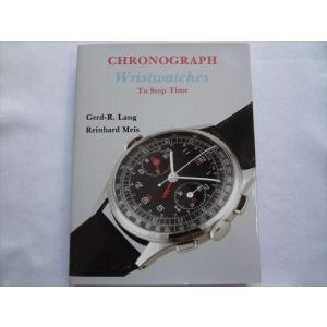 腕時計クロノグラフ洋書Chronograph Wristwatches|ecwide