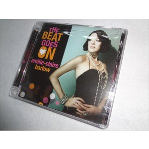 CDエミリー・クレアEmilie Claire Barlow/THE BEAT GOES ON ecwide