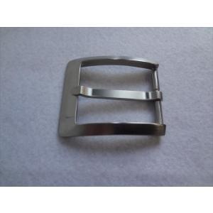 チタニウム チタン製 35mm用 バックル レザークラフト用ベルト作成 titanium|ecwide