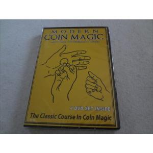 手品 DVD Modern Coin Card Magic コインマジック|ecwide
