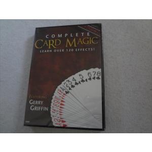 手品 4枚組 DVD Complete Card Magic カードマジック|ecwide