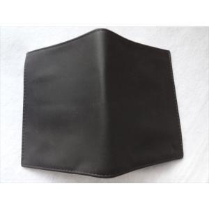 ALL-ETT 極薄財布 カード 札入れ Leather Original Wallet 黒 レザー ウォレット アメリカ製|ecwide