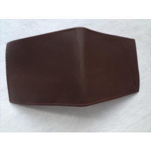 ALL-ETT 極薄財布 カード 札入れ Leather Sport Wallet 茶色  レザー ウォレット アメリカ製|ecwide