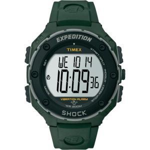 Timex T49951 Expedition Shokバイブレーション腕時計 送料:定形外で250円 ecwide