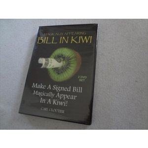 手品 DVD Bill In Kiwi magic makers マジック|ecwide