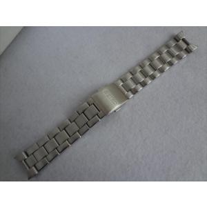 Seiko 純正 バンド メカニカル SARB033, SARB035, SARB037, SARB071 用 腕時計ステンレスベルト 20mm D385AG|ecwide