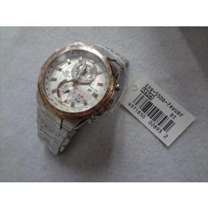 腕時計 CASIO エディフィス EDIFICE クロノグラフ EFR-550D-7A カシオ 時計 デイリーアラームなど ecwide