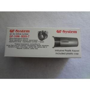 GF-SYSTEM  テナーサックスリガチャー Brillhart, Yanagisawa, Meyer, Vandoren 用 GF-10M-BSS-7|ecwide