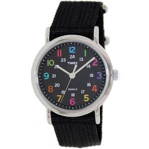 Timex WEEKENDERセントラルパークT2N855腕時計 ecwide