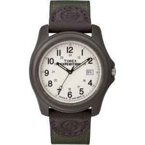 TimexタイメックスExpedition Camper腕時計T49101 ecwide