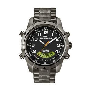 TIMEXタイメックスExpeditionアナログ/デジタル腕時計T49826 送料:定形外で400円 ecwide