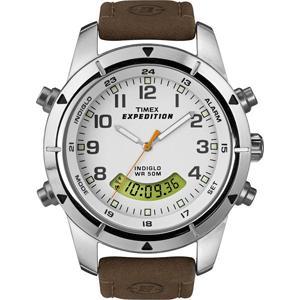 TIMEXタイメックスExpeditionアナログ/デジタル腕時計T49828 ecwide