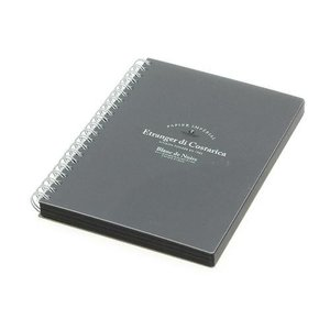B6リングノート[BdeN] ブラック|edc