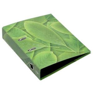A4レバーファイル75[GREEN] No1 edc