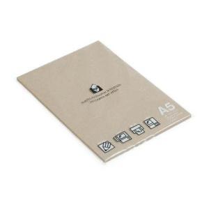 A5用紙 フリーペーパー 50シート クラフト BASIS a5ペーパー シンプル 公式通販サイト