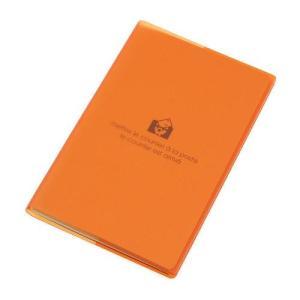 カバーメモ 64ページ 罫線5mm オレンジ TRP 手帳 シンプル 公式通販サイト