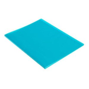 A3クリアファイル 20ポケット Lブルー TRP シンプル プレゼン資料 公式通販サイト