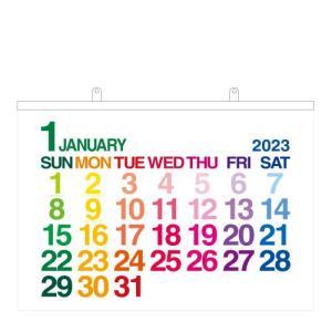 2019年 A1サイズカレンダー ホワイト|edc