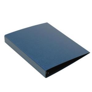 A4システムアルバム ブルー edc