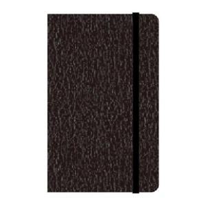 POKETノート[CUIR] ブラック edc