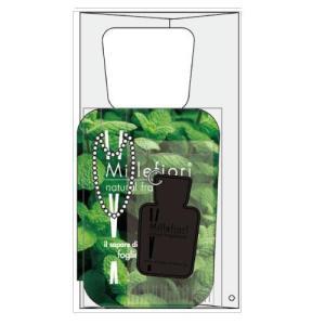センテッドグリーティングカード ミント 芳香剤 ミッレフィオーリ プレゼント 公式通販サイト|edc