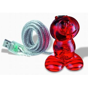USBステーション[NEIL] T.レッド|edc