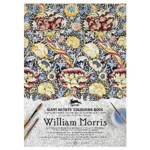 カラーリングブック XL ウィリアムモリス ぬりえ ギフト プレゼント 公式通販サイト