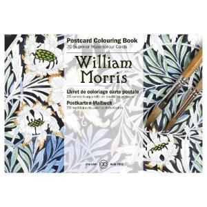 ポストカードブック ウィリアムモリス|edc