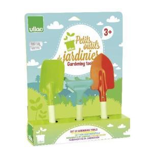 知育玩具 木製 おもちゃ キッズ フランス  ガーデニングセット3pcs