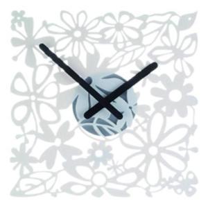 ウォールクロック[ALICE] ホワイト|edc