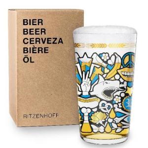 RITZENHOFF  ビアグラス NEXT25 STUDIO J リッツェンホフ(ドイツ) ギフト プレゼント 公式通販サイト|edc