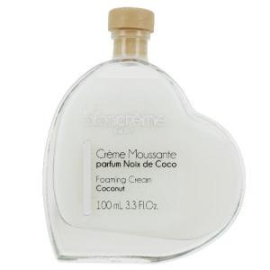 ボディソープ&バブルバス100ml ココナッツ HEARTS 泡風呂 入浴剤 ブランクレーム 公式通販サイトの商品画像|ナビ