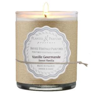 キャンドル180g Vanilla|edc