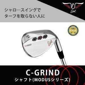 【MODUSシャフト】サンドウェッジ ゴルフ ゴルフクラブ ウェッジ アプローチ ハイバンス EDEL  イーデル SMS C-GRIND edelglfjapan