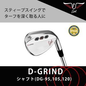 【DG軽量シャフト】サンドウェッジ ゴルフ ゴルフクラブ ウェッジ アプローチ ハイバンス EDEL  イーデル SMS D-GRIND edelglfjapan