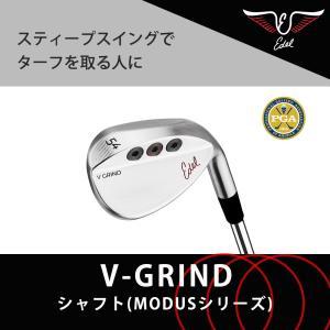 【MODUSシャフト】サンドウェッジ ゴルフ ゴルフクラブ ウェッジ アプローチ ハイバンス EDEL  イーデル SMS V-GRIND edelglfjapan