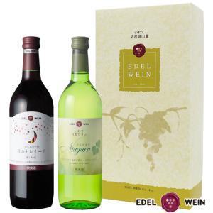 エーデルワイン NTAギフト 2本セット ワインセット 甘口 edelwein