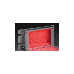 アイディック [LF1A-B1-2SHR8] LED照明ユニット 赤色 LF1AB12SHR8|edenki