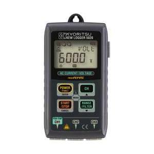 共立電気計器 [5020] 電流/電圧記録用データロガー 5020|edenki