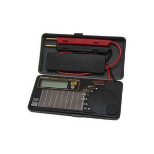 在庫 sanwa 三和電気計器 PS8a ソーラー充電式ポケットデジタル PS-8a あすつく対応 edenki
